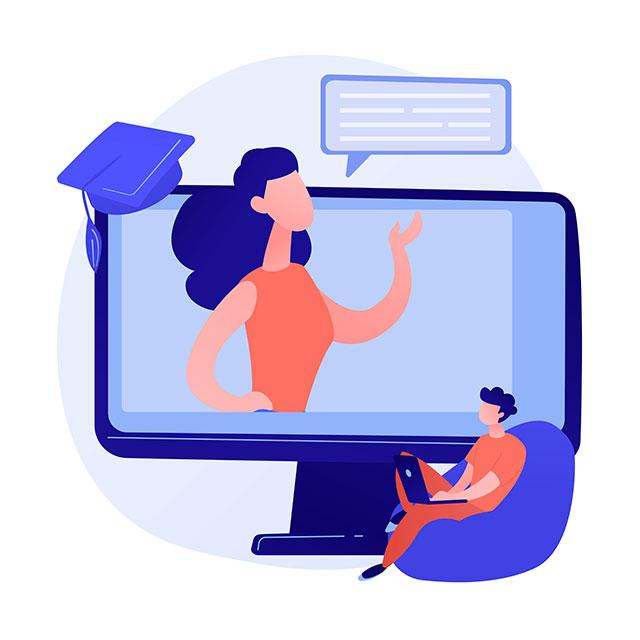 Video tutorial over Online marketing.